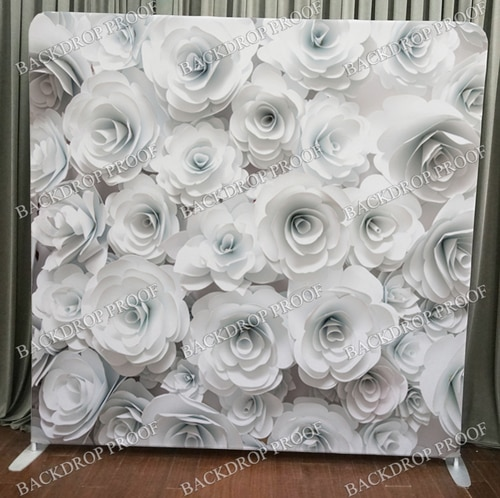 3D_White_Flower